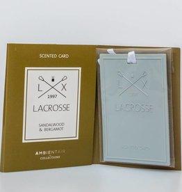 Lacrosse Odor hanger SANDELWOOD & BERGAMOT Lacrosse