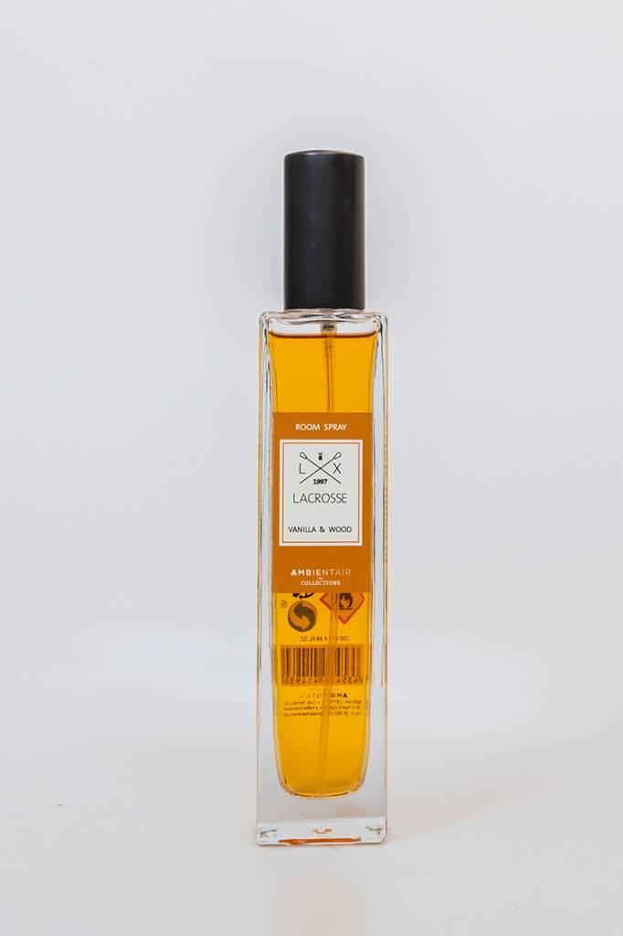 Lacrosse Crème Désodorisante 100 ml VANILLE & BOIS Lacrosse