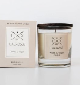 Lacrosse verre à parfum WOOD & TONKA Lacrosse