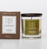 Lacrosse Odor glass SANDALWOOD & BERGAMOT Lacrosse