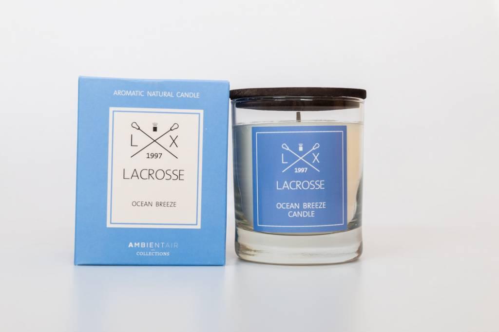 Lacrosse verre de parfum OCEAN BREEZE Lacrosse