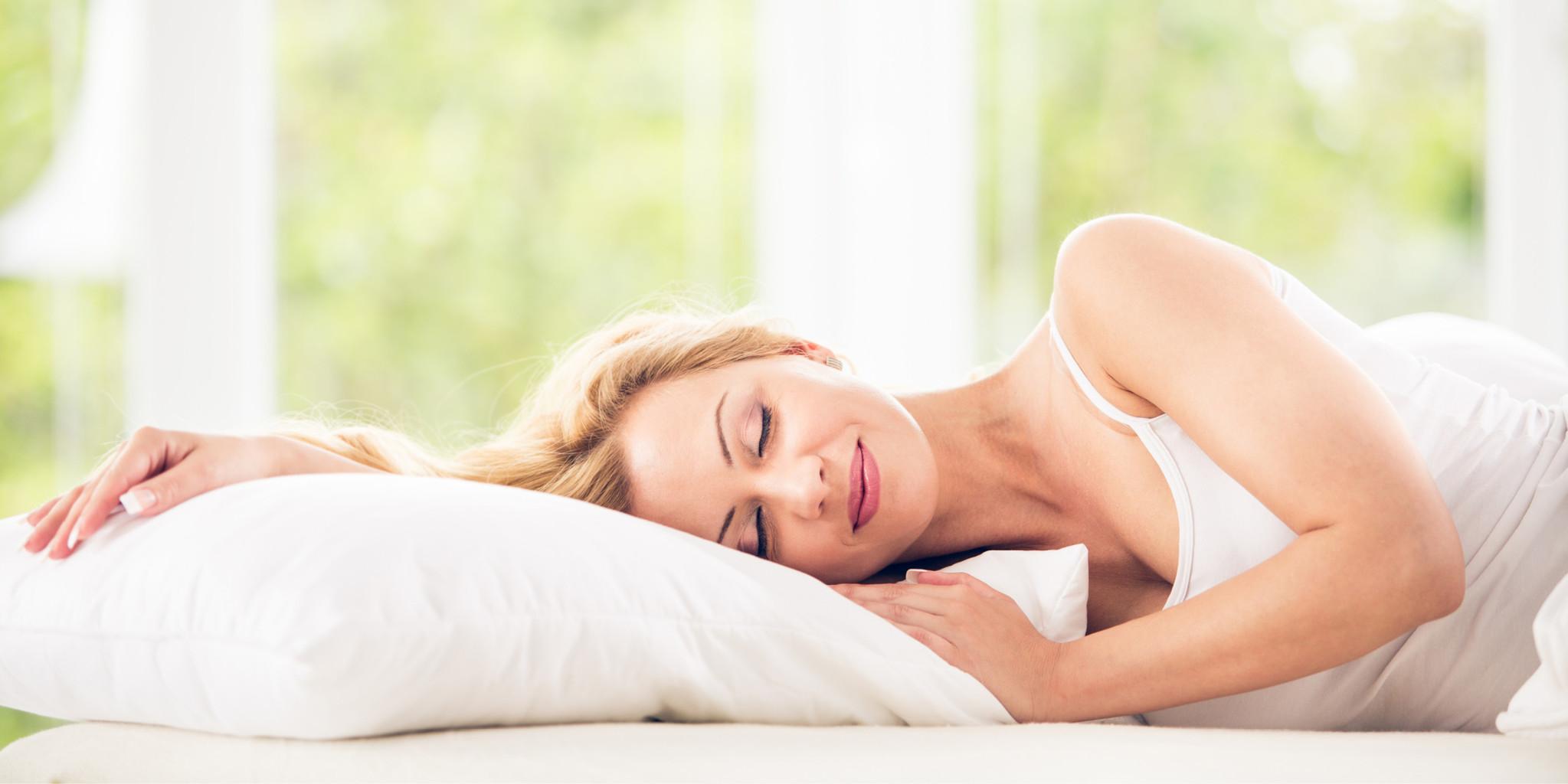 De 5 voordelen van slapen op een boekweitkussen