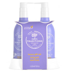 Treets GVPD TREETS HEALING LUXURY HAND CARE