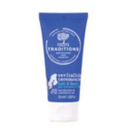 Treets Mini Treets Revitalising Hair & Body Wash