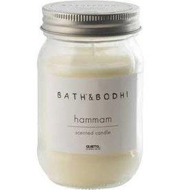 Gusta Bougie parfumée en pot Hammam ⌀ 7,5x12cm