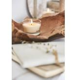 Bolsius kaarsen Geurglas 95/95 Vanilla