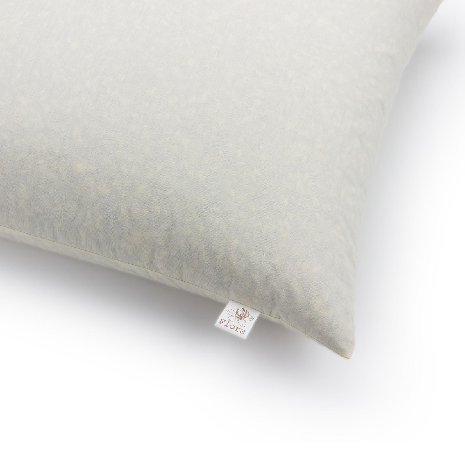 Flora Flora King-size spelled pillow + pillowcase