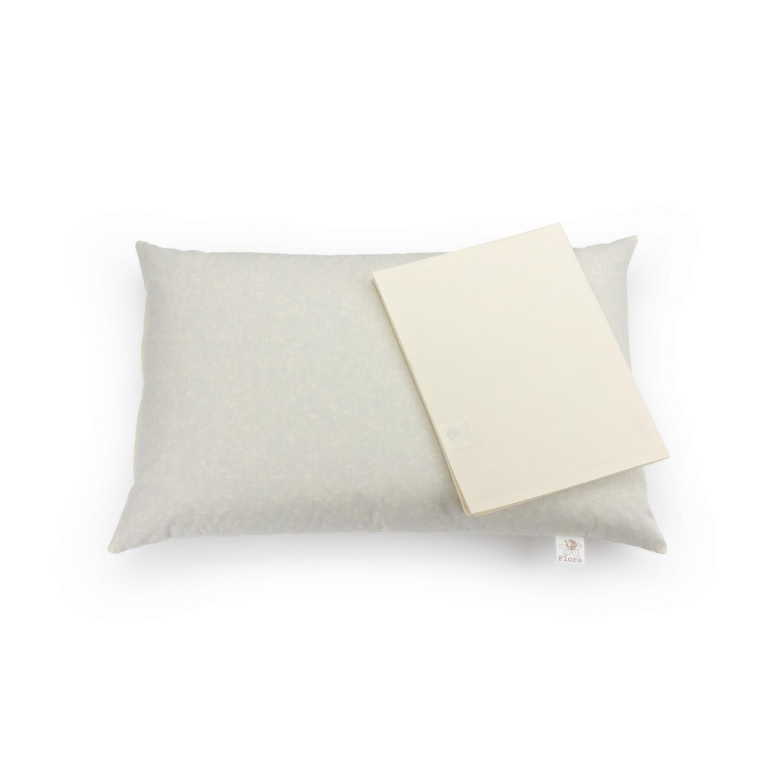 Flora Flora Classic spelled pillow + pillowcase