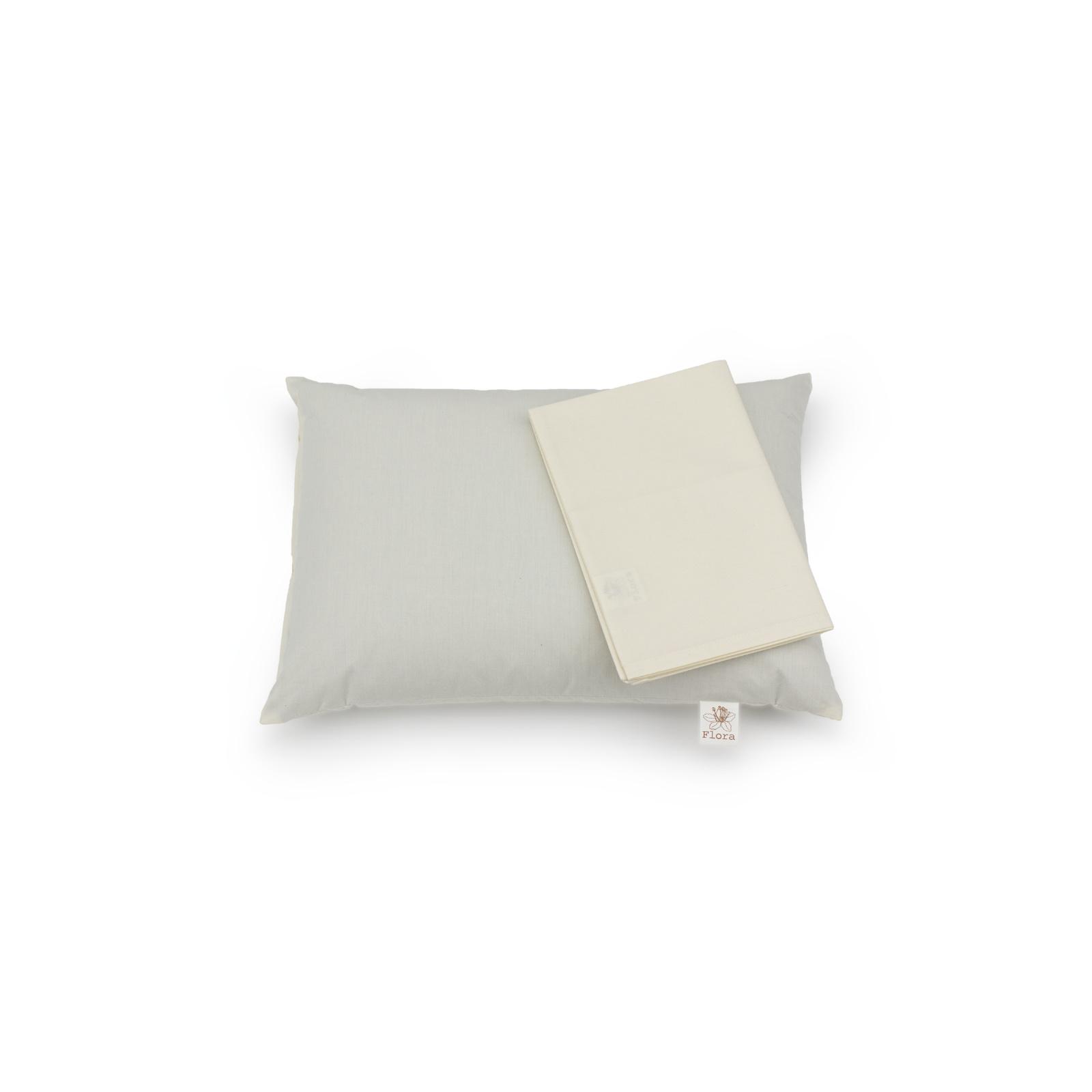 Flora Flora Kids / Travel buckwheat pillow + pillowcase