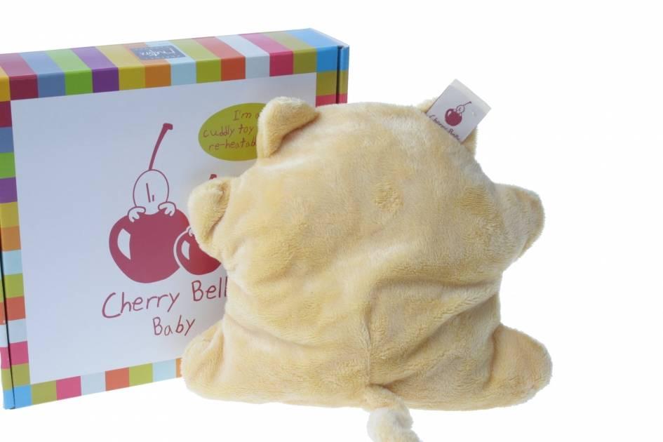 Cherry Belly knuffels Cerise ventre bébé chat