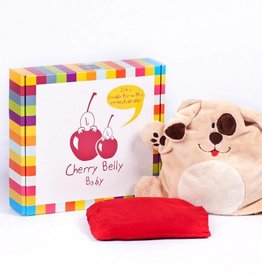 Cherry Belly knuffels Cherry Belly Baby Hond