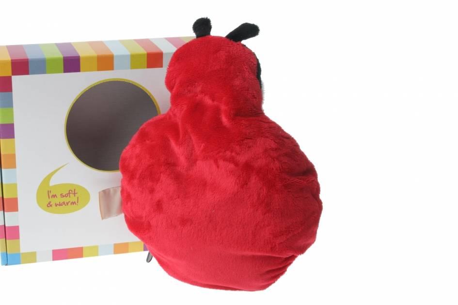 Cherry Belly knuffels Bébé coccinelle cerise ventre