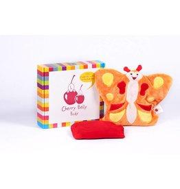 Cherry Belly knuffels Ventre de cerise bébé papillon