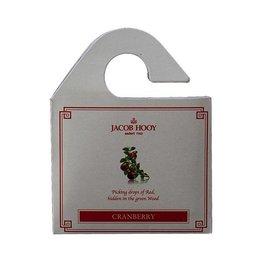 Jacob Hooy Fragrance hanger cranberry
