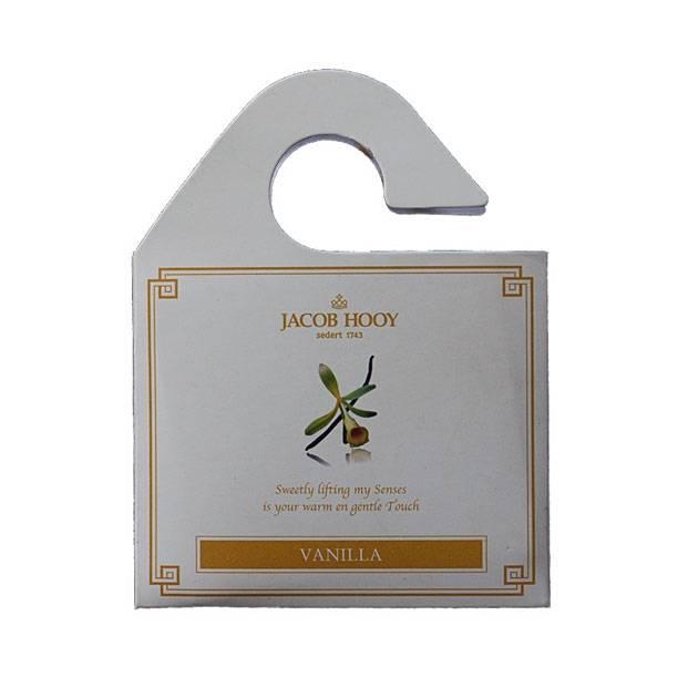 Jacob Hooy Fragrance hanger vanilla