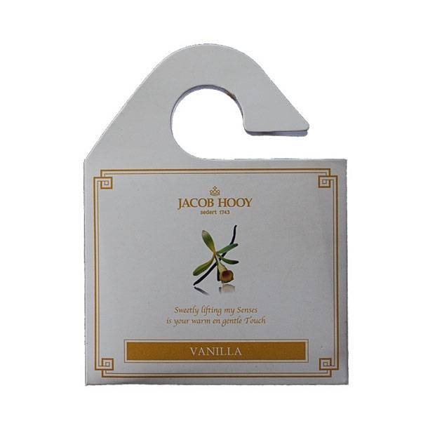 Jacob Hooy Geurhanger vanilla