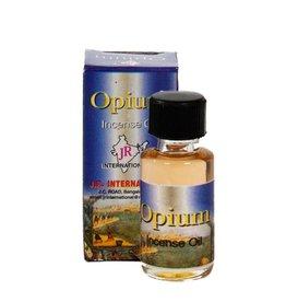 Geurolie opium