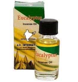 Fragrance oil eucalyptus
