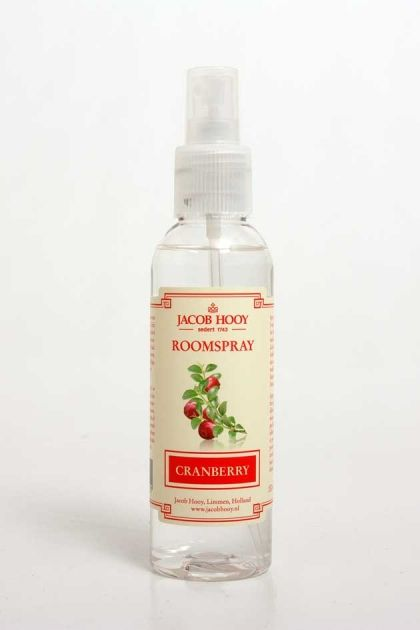 Jacob Hooy Roomspray cranberry.
