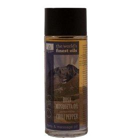 Jacob Hooy Body & massage oil Chili Rosa Mosqueta