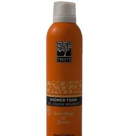 Treets Sweet Mango & Jasmine shower foam