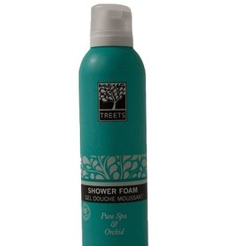Treets Pure Spa & Orchid shower foam