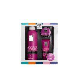 Treets Rose & Pink Pepper gift set De Luxe