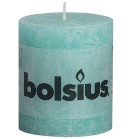 Bolsius kaarsen Pillar candle rustic 80/68 sweet ocean