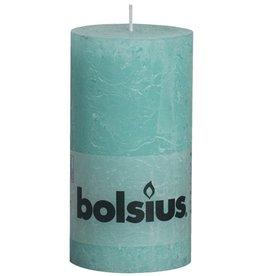 Bolsius kaarsen Pilier bougie rustique 130/68 sweet ocean