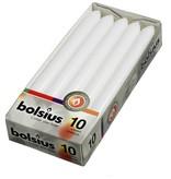 Bolsius kaarsen Bougie de dîner 230/20 blanc