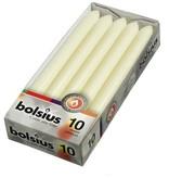 Bolsius kaarsen Bougie de table 230/20 ivoire