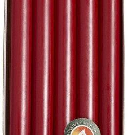 Bolsius kaarsen Dinerkaars 230/20 wijnrood