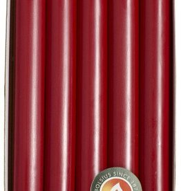 Bolsius kaarsen Dinner candle 230/20 wine red