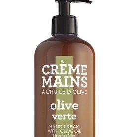 Compagnie de Provence Savon hand cream green olive