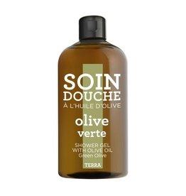 Compagnie de Provence Savon douche gel vert olive