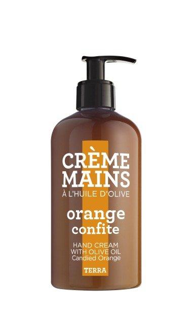 Compagnie de Provence Savon crème mains douce orange