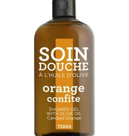Compagnie de Provence Savon douchegel zoete sinaasappel