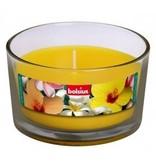 Bolsius kaarsen Outdoor Filled glass 82/106 sun