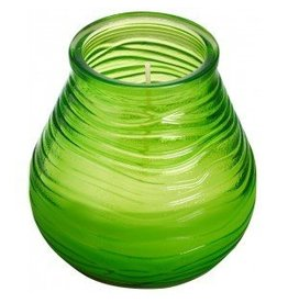 Bolsius kaarsen Partylight patio 94/91 lime green