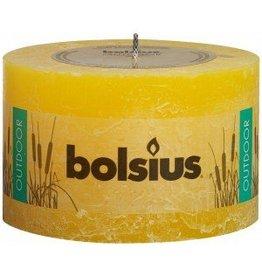 Bolsius kaarsen Bougie rustique d'extérieur 90/140 soleil
