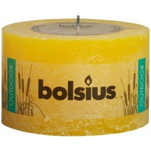 Bolsius kaarsen Rustic outdoor candle 90/140 sun