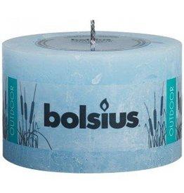 Bolsius kaarsen Bougie rustique d'extérieur 90/140 air