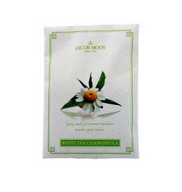 Jacob Hooy Scented bag white tea chamomilla