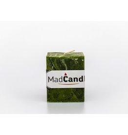 MadCandle Bougie parfumée cube petite pomme
