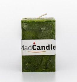 MadCandle Geurkaars kubus medium appel