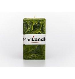 MadCandle Bougie parfumée cube grosse pomme