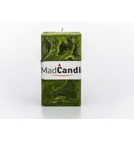 MadCandle Scented candle cube big apple