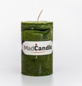 MadCandle Geurkaars ovaal medium appel
