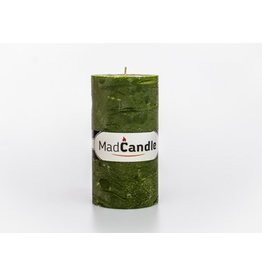 MadCandle Scented candle oval big apple