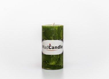 MadCandle Geurkaars cilinder medium appel